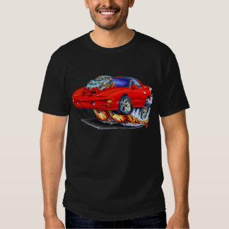 1998-02 Firebird Trans Am Red Car Tee Shirt