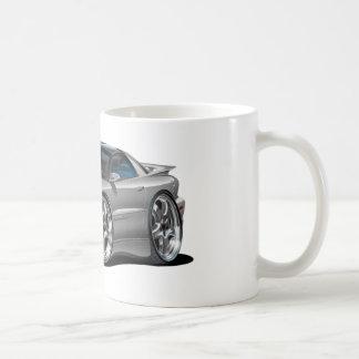 1998-02 Firebird Trans Am Silver Car Coffee Mug