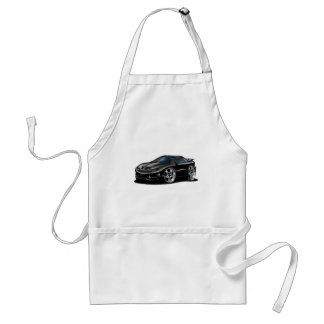 1998-02 Trans Am Black Car Adult Apron