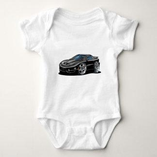 1998-02 Trans Am Black Car Infant Creeper