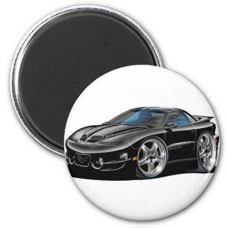 1998-02 Trans Am Black Car Magnet