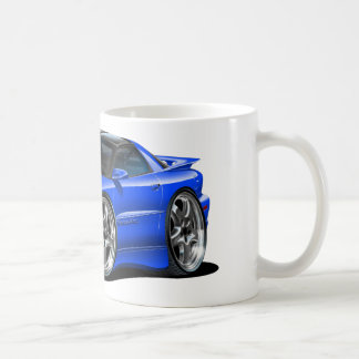 1998-02 Trans Am Blue Car Coffee Mug