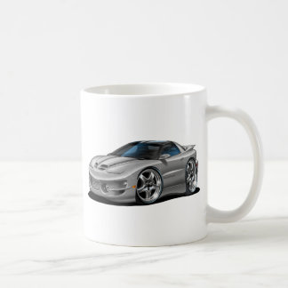 1998-02 Trans Am Grey Car Coffee Mug