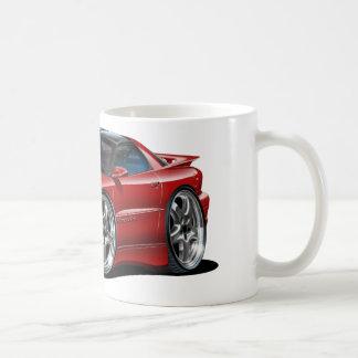 1998-02 Trans Am Maroon Car Coffee Mug