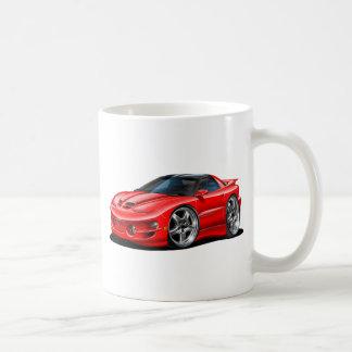 1998-02 Trans Am Red Car Coffee Mug