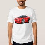 1998-02 Trans Am Red Car T-Shirt