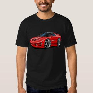1998-02 Trans Am Red Car Tee Shirt