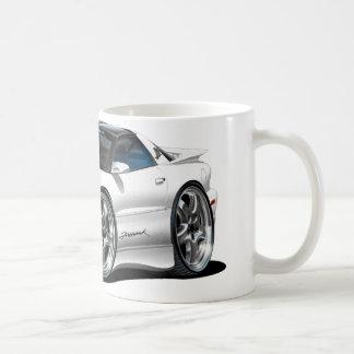 1998-02 Trans Am White Firehawk Coffee Mug
