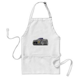 1998-2003 Camaro Grey Convertible Adult Apron