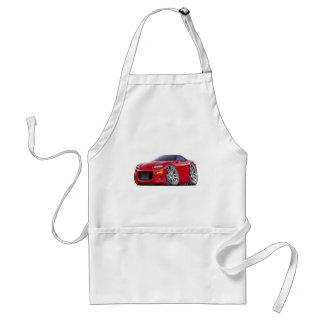 1998-2003 Camaro Red Car Adult Apron
