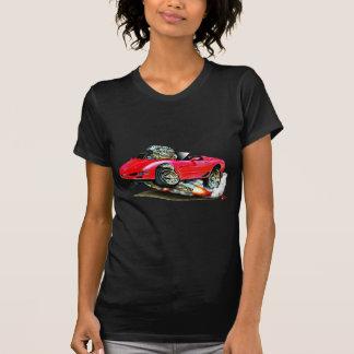 1998-2004 Corvette Red Convertible T-shirt