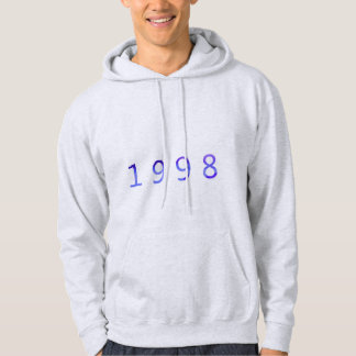 1998 HOODED PULLOVER