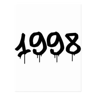 1998 POSTCARD