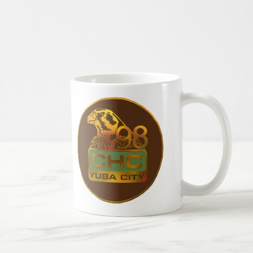 1998 Yuba City Coffee Mug