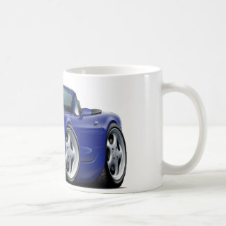 1999-05 Miata Dark Blue Car Coffee Mug