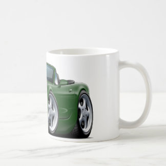 1999-05 Miata Green Car Coffee Mug
