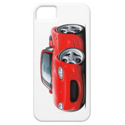 1999-05 Miata Red Car iPhone 5 Cover