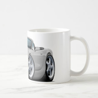 1999-05 Miata Silver Car Coffee Mug
