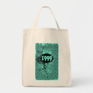 1999 - Blue Crack Vintage retro - Tote Bags