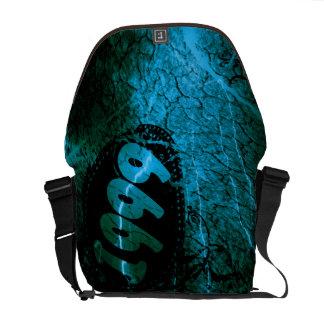 1999 BlueLightning Crack Vintage - Messenger Bag