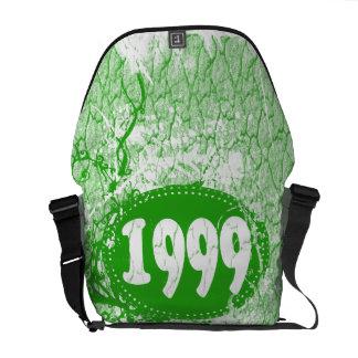 1999 - Green Crack Vintage retro - Messenger Bag