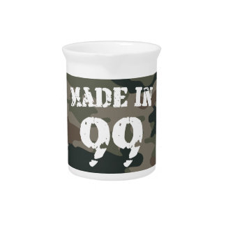1999 hizo en 99 jarras de beber