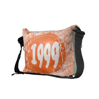 1999 - Orange Crack Vintage retro - Messenger Bag