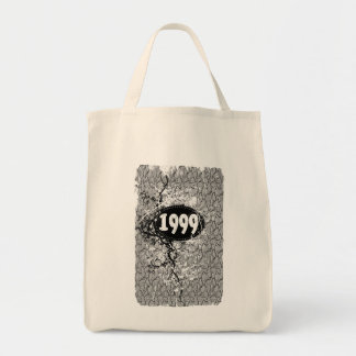 1999 -  Pattern Crack Vintage retro - Tote Bags