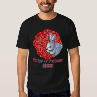 1999 The Year of the Rabbit Gifts Tee Shirt