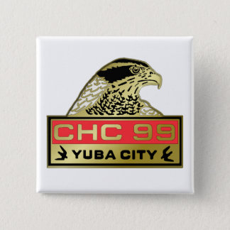 1999 Yuba City Pinback Button