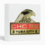 1999 Yuba City Vinyl Binders