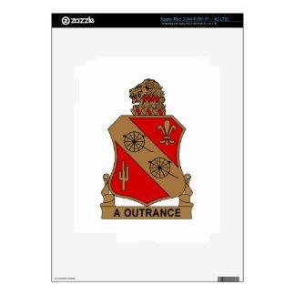 199th Armored Field iPad 3 Skins