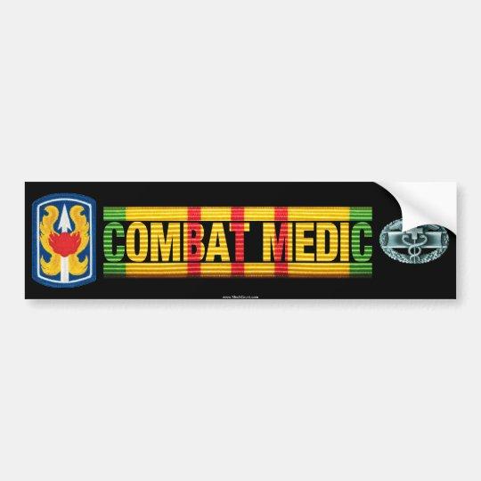 199th LIB Vietnam COMBAT MEDIC Sticker