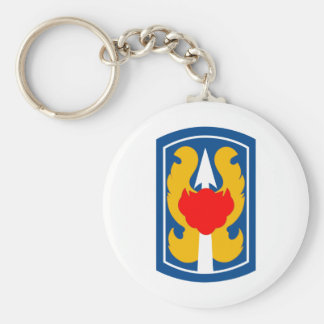 199th Light Infantry Brigade Keychain