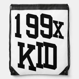 199x Kid - Nineties Kid Quote Cinch Bags