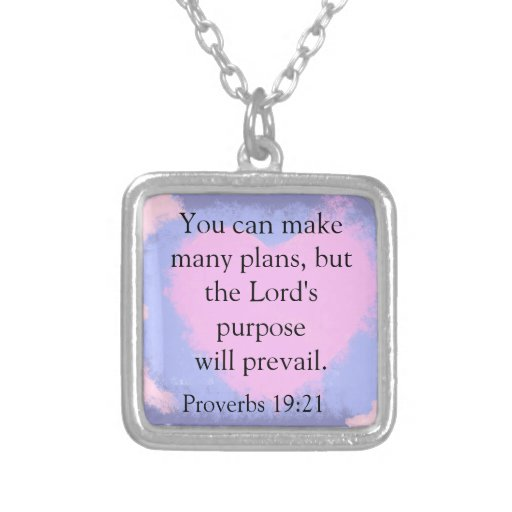 19:21 de los proverbios grimpola personalizada