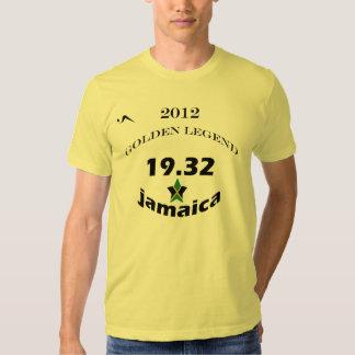 19.32 Jamaica Golden Legend T-shirt