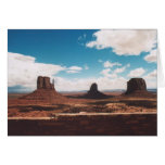 19. 3 Red Rocks, Monument Valley Cards