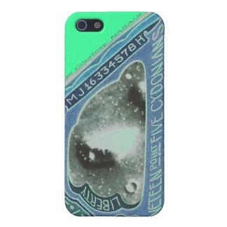 19.5 Cydonians Martian Money Vinylian MJ16334578H iPhone 5 Cover
