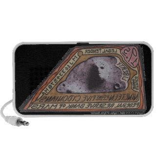 19.5 CYDONIANS Notes-Bank oF Mars-PosiNegaTivity Notebook Speakers