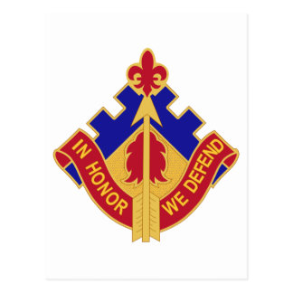 19 Air Defense Artillery Group Postcard