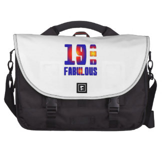 19 And Fabulous Commuter Bags