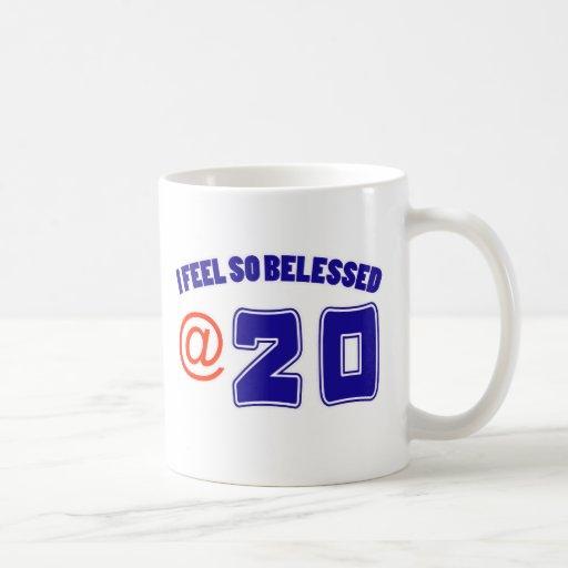 19 Birthday Design Classic White Coffee Mug