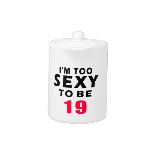 19 birthday designs