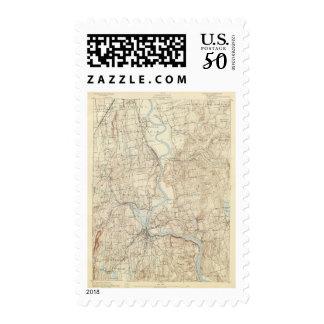 19 Middletown sheet Postage