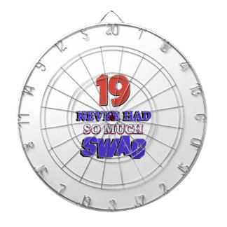 19 Never Had So Much Swag Designs Dartboards
