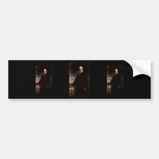 19 Rutherford B. Hayes Car Bumper Sticker