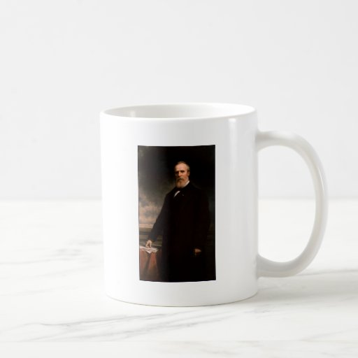 19 Rutherford B. Hayes Coffee Mug