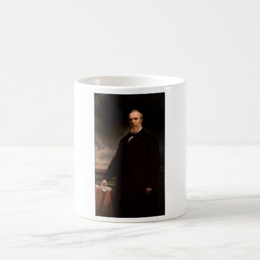 19 Rutherford B. Hayes Mug