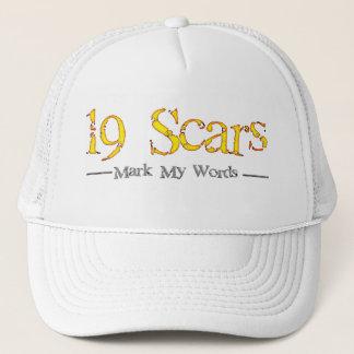 19 Scars Trucker Hat